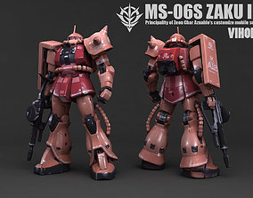 MS-06S ZAKU II MODEL