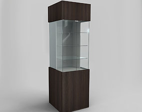 Display Cabinet And Showcase 3D model