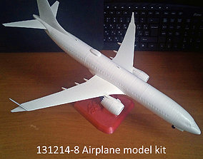 3D print model 131214-8 Boeing 737-8 and 737-8-200 MAX