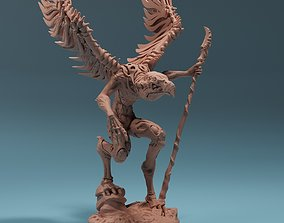 3D printable model Reptile Monster