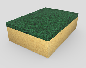 3D asset Sponge 2