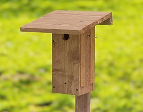 Birdhouse for Bluebirds 3D model