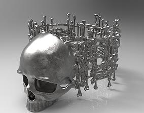 Ring Bones fashion-challenge 3D print model