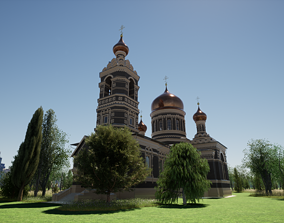 Orthodox Church 3D model pdf