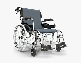Light wheelchair manual 01 3D