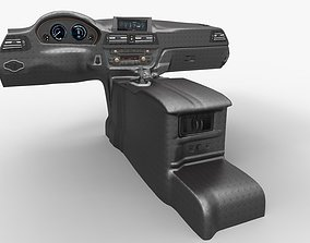 3D 3 Series M Sport Dashboard Armrest Basic Model