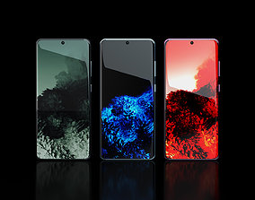 Samsung Galaxy S20 3D