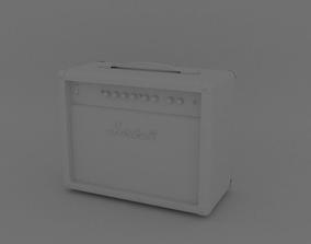 Marshall Amplifier 3D