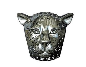 panther head 3D