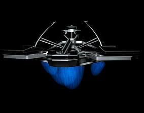3D model Atlantis Lab