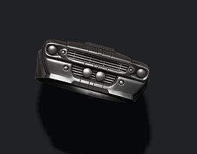 3D print model car ring 21