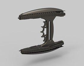 3D printable model Romulan Disruptor from Star Trek 2