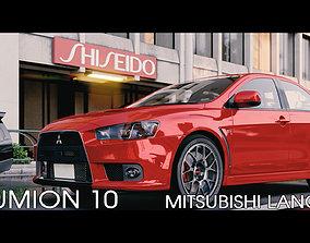 Lumion 10 Cinematic Animation Car 3D printable model 1