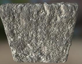 3D model Old cement PBR texture 2k