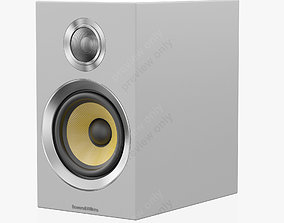 Bowers and Wilkins CM1 S2 Satin White 3D