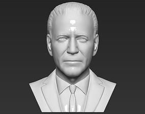 Joe Biden bust 3D printing ready stl obj formats