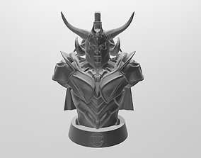 Ares Bust 3D print model