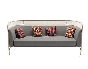 Targa Sofa 3D