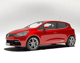 Clio Rs Renault 3D model