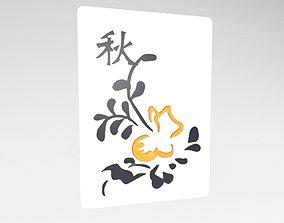 3D asset Mahjong v1 040