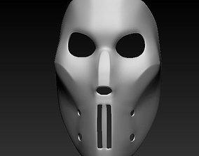 Mask Design 3D model