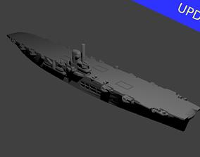 3D print model British Aircraft Carrier Ark