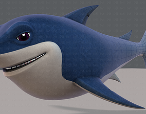 Shark V01 3D model