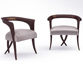 Christopher Guy Cote De Azur dining chair 3D model