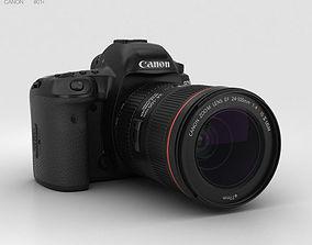3D digital Canon EOS 5D Mark IV
