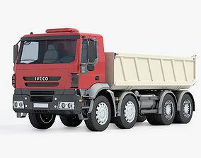 Iveco Trakker Truck 3D model