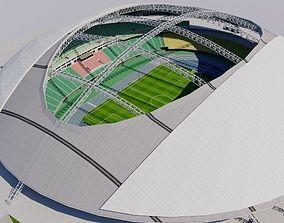 Oita Dome Stadium - Japan 3D model