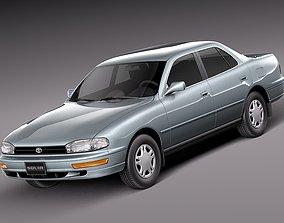 Toyota Camry 1992-1996 3D model