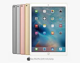Apple iPad Pro 2017 New 12 13 Inch 3D