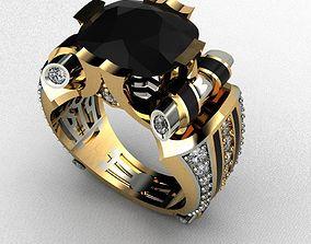 Male Ring Luxury 3D printable model