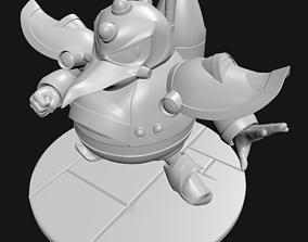 mega Chill Penguin - Megaman X 3D printable model