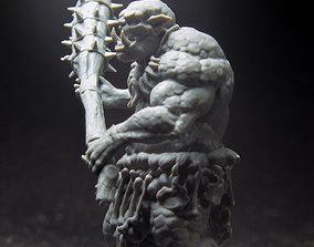 3D print model Ogr ogr