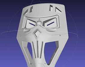 Spider Man Taskmaster Mask Printable Model