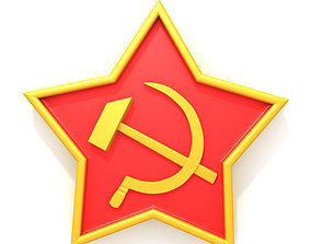 Soviet star 3D