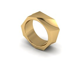 3D print model Wedding Ring - Alyans