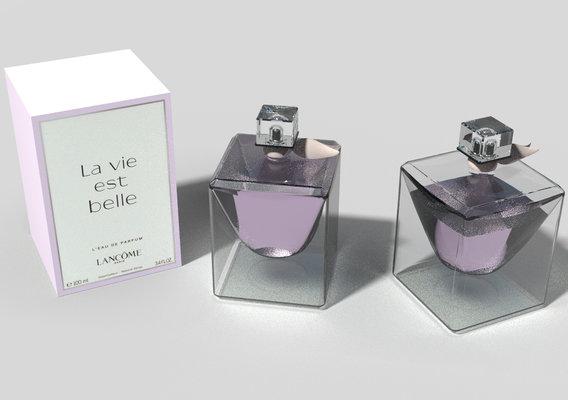 Lancome Perfume bottle