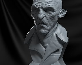 3D print model dracula Nosferatu - the vampyre