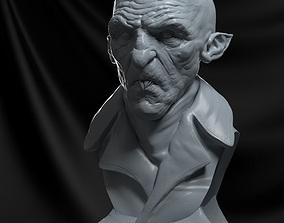 Nosferatu - the vampyre 3D print model