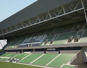 3D Stade Geoffroy-Guichard guichard