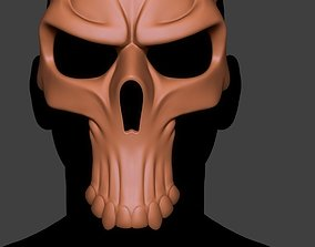 Skull Mask 2 3D print model