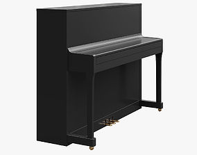 musical Kawai K-200 EP Piano 3D model