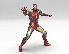 Iron Man MK85 Pose Statue 3D Print Ready