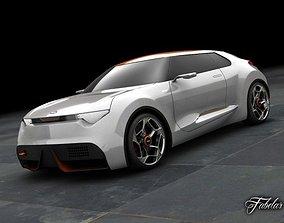 KIA Provo concept 3D model