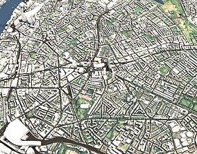 3D model Londo United Kingdom