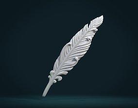 3D print model Good Feather