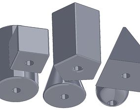 Geometry 3D printable model